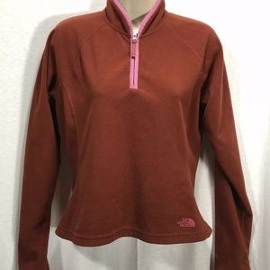 4/$35 The North Face Pullover Women's TKA 100